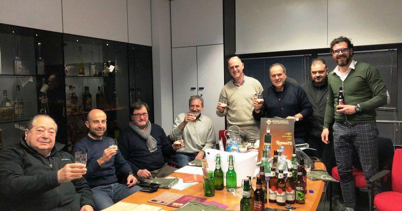 Incontro Nardini Liquori – Birra Peroni